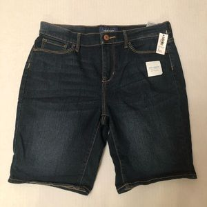 Old Navy Girl's Jean Shorts Mid-Length Size 16 Reg